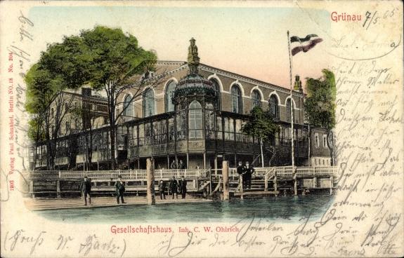 Hotel Berlin Gr Ef Bf Bdnau